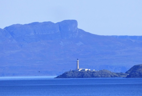 Ardnamurchan Lighthouse and Scoor of Eigg