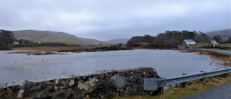 Bellart river at Dervaig