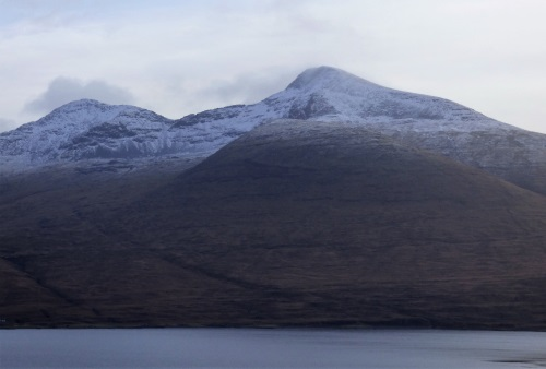 Ben More snowcapped
