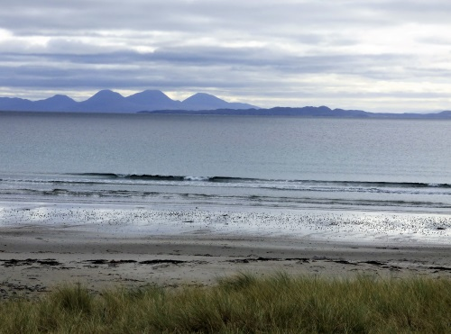 Colnsay and the Paps of jura from Ardalanish