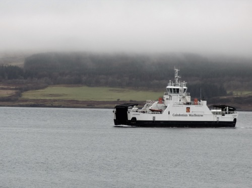 Fishnish Ferry