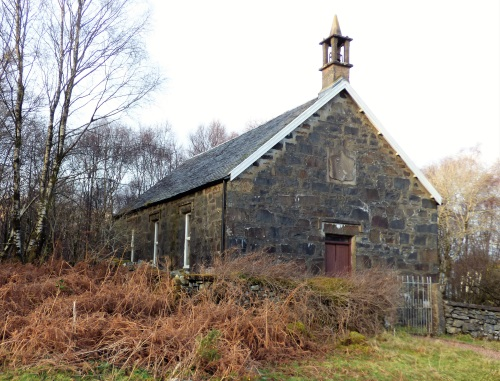 Free Church Loch Don