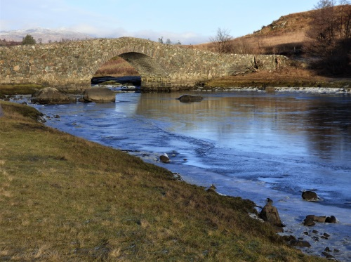 Grasspoint Bridge Loch Don