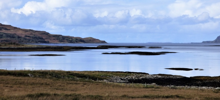 View of Ulva etc